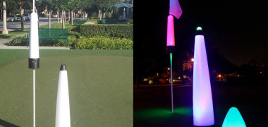 night golf lighting equipment