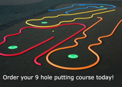 golf Putting track