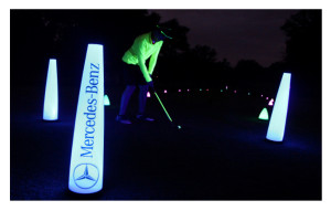 night golf event formats