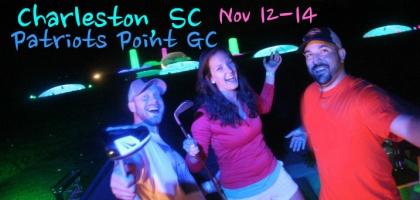 Charleston south Carolina night golf