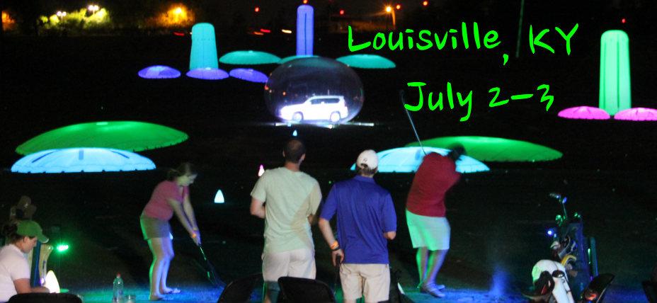 Louisville night golf