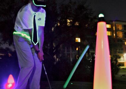 night golf equipment wholesaler