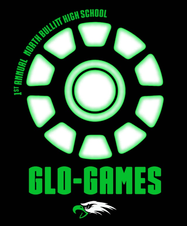 North Bullit glow games