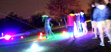 picture of Cosmic Night Golf