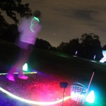 Night Golf Skills shot and River Forest Country Club