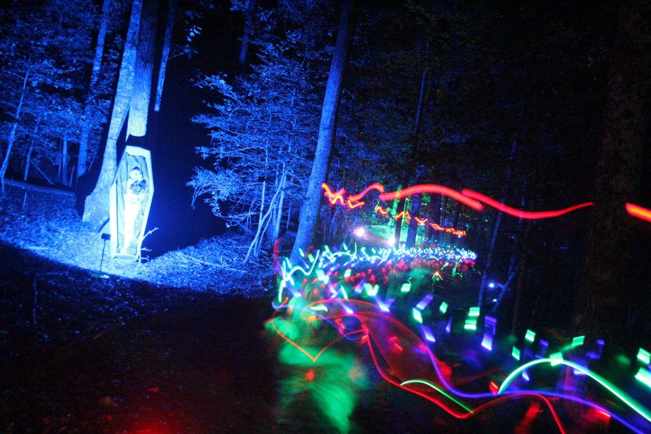 Glow Neon Fun Run Glow in The Dark Fun Run