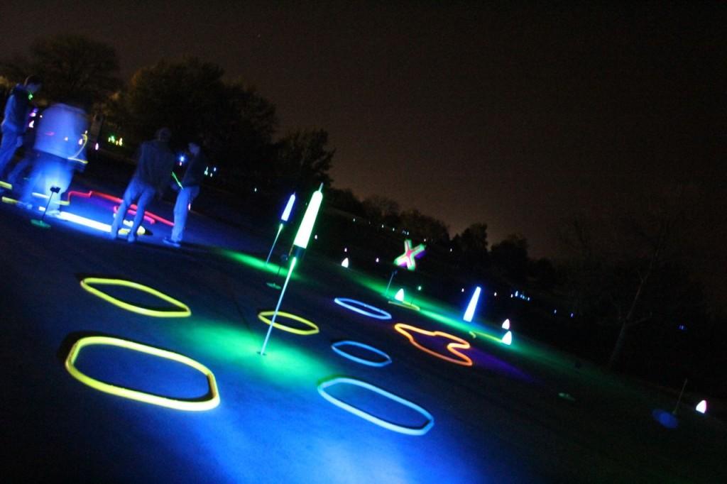 nightflyer golf