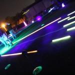 University of Missouri Cosmic Night Golf Bash