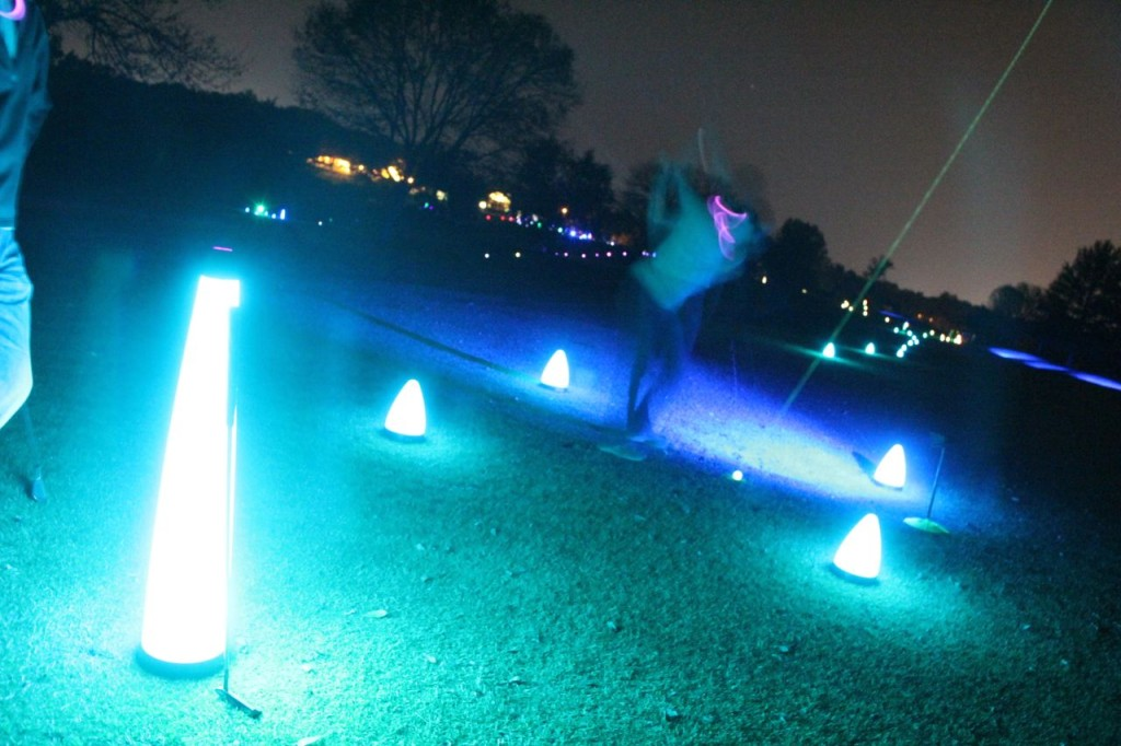 try night golf