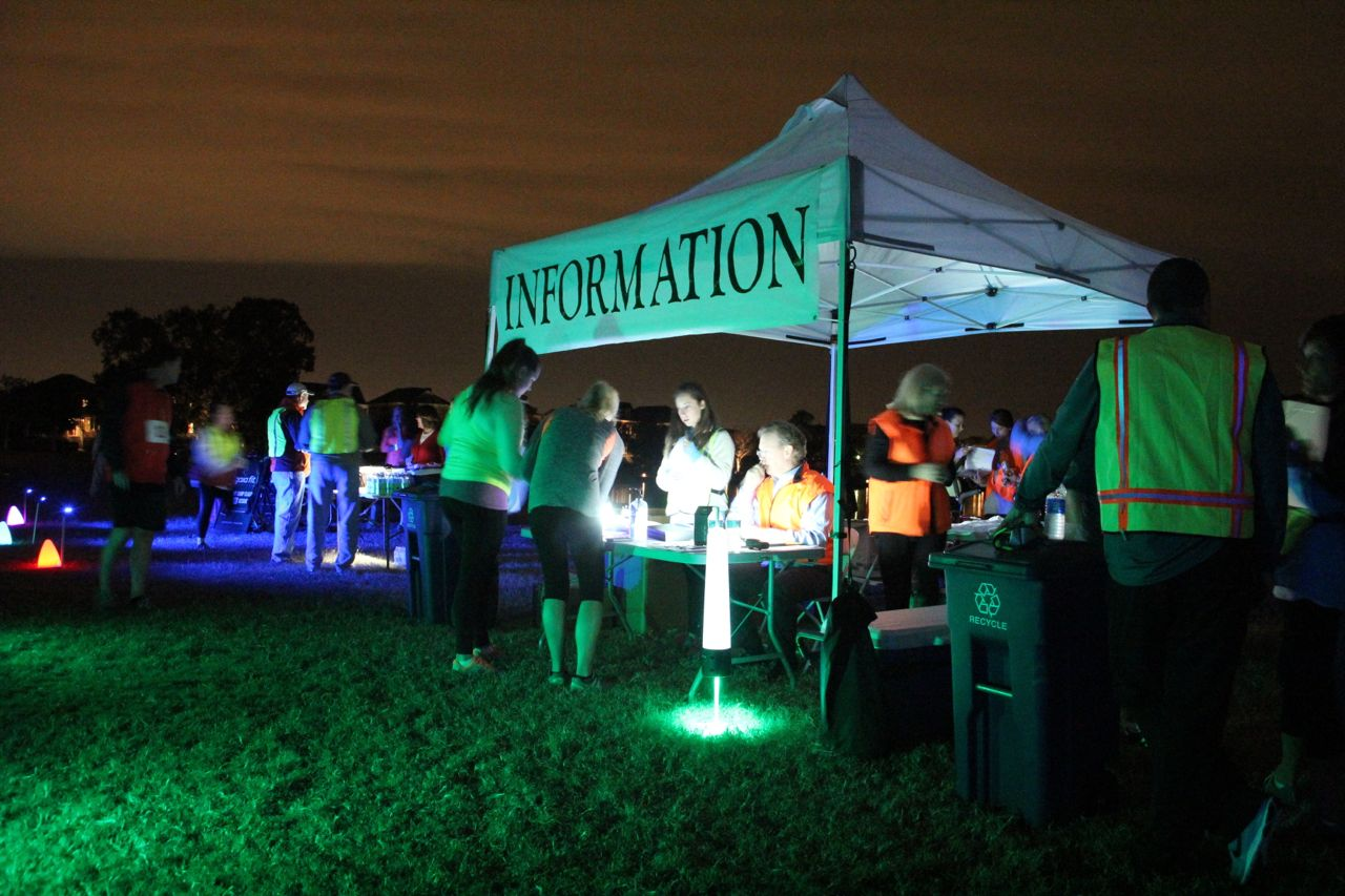 glow run registration