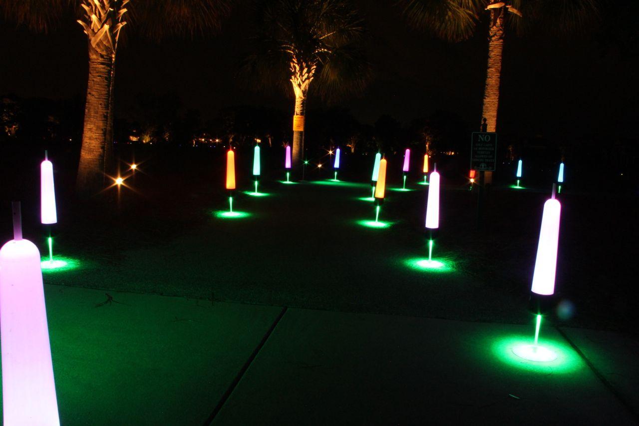 glow in the dark 5k lighting