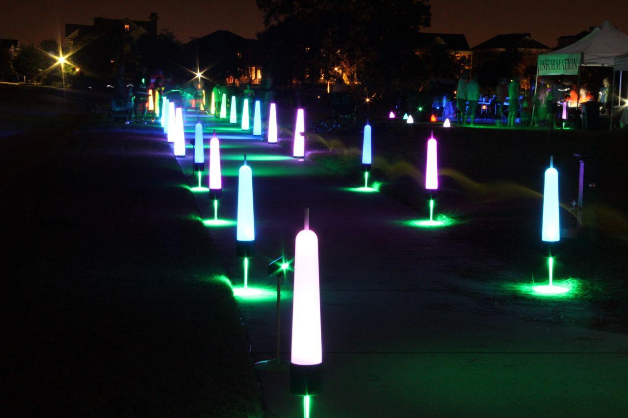 Glow Neon Fun Run Glow Lights For Fun Runs