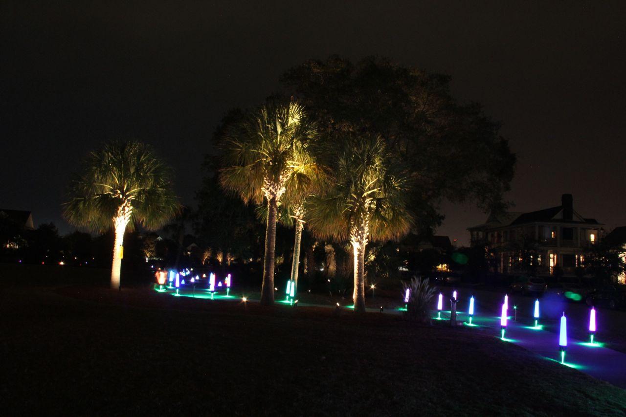 neon event lighting