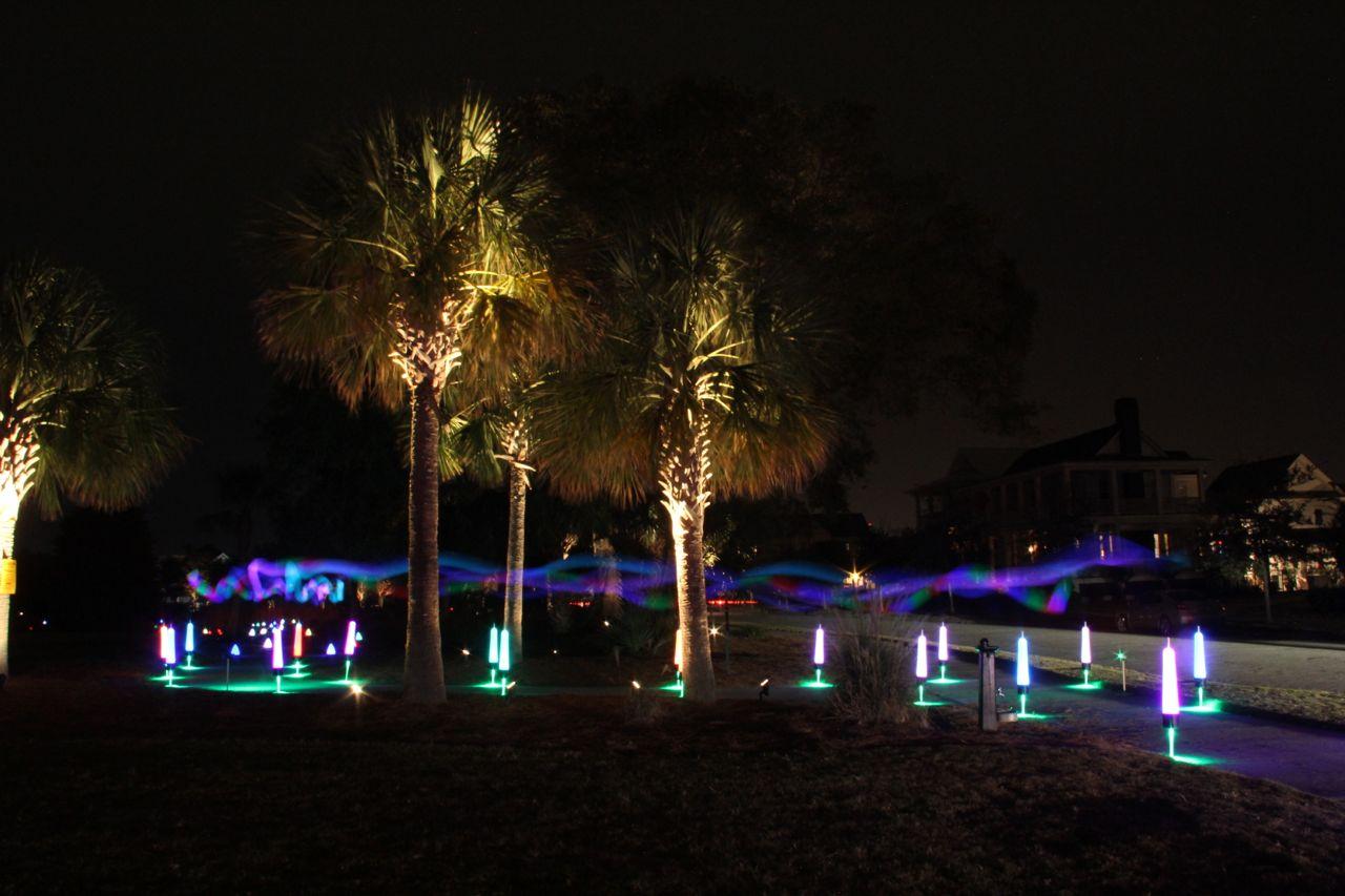 glow lights for fun runs