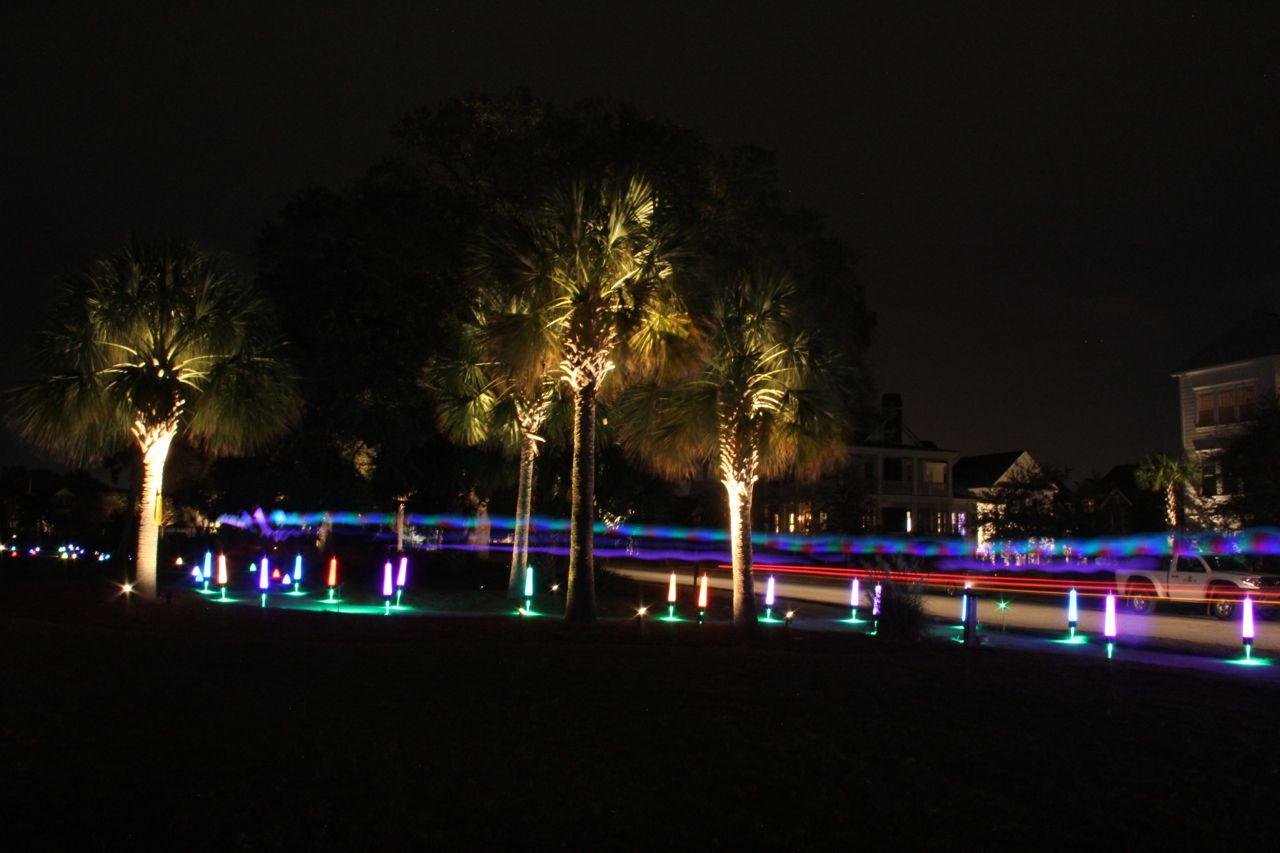 glow run tracers