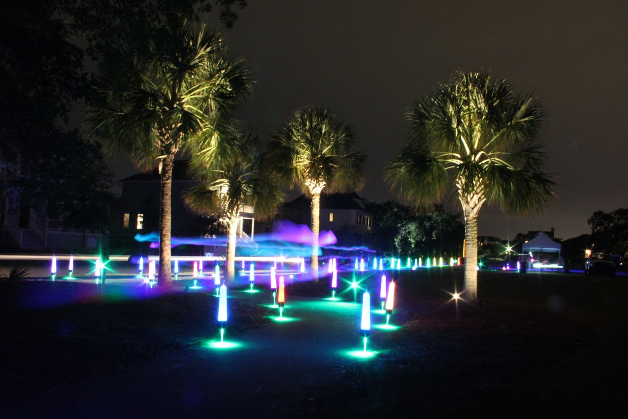 Glow Neon Run Neon Glow Run Lights