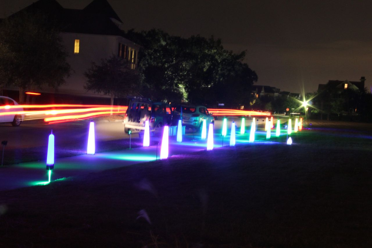 neon runs