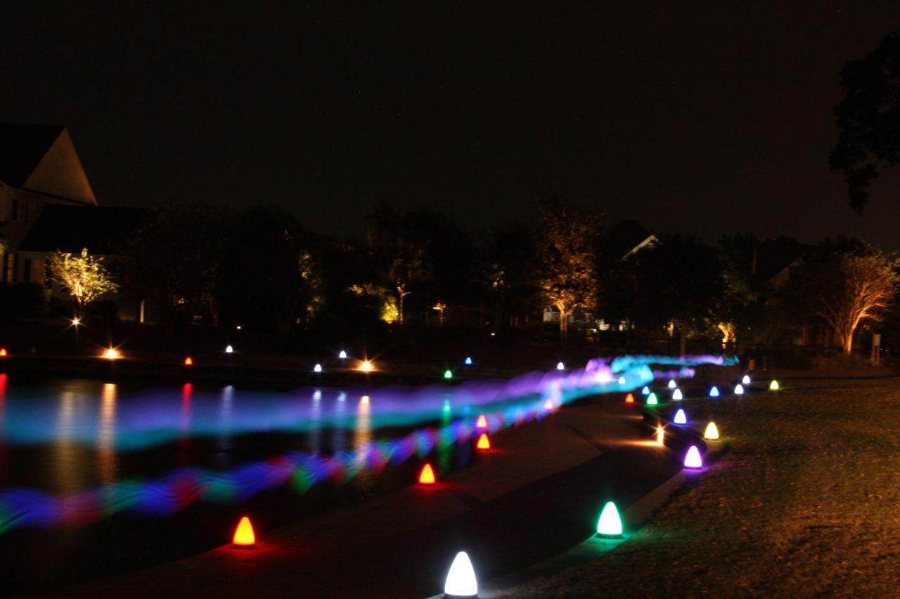 night run lighting